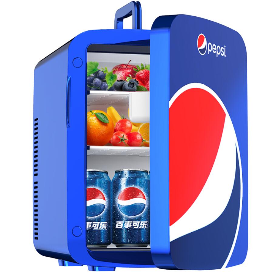 Tủ Lạnh Mini PEPSI (15L) - 914245 , 7683137878006 , 62_4575551 , 2790000 , Tu-Lanh-Mini-PEPSI-15L-62_4575551 , tiki.vn , Tủ Lạnh Mini PEPSI (15L)