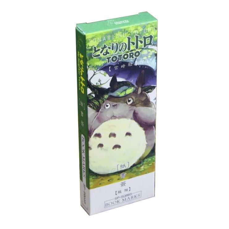 Hộp 32 Đánh Dấu Sách Bookmark Totoro 665