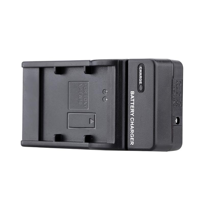 Bộ Sạc Pin AC Cho Sony NP-FW50 NEX3/5
