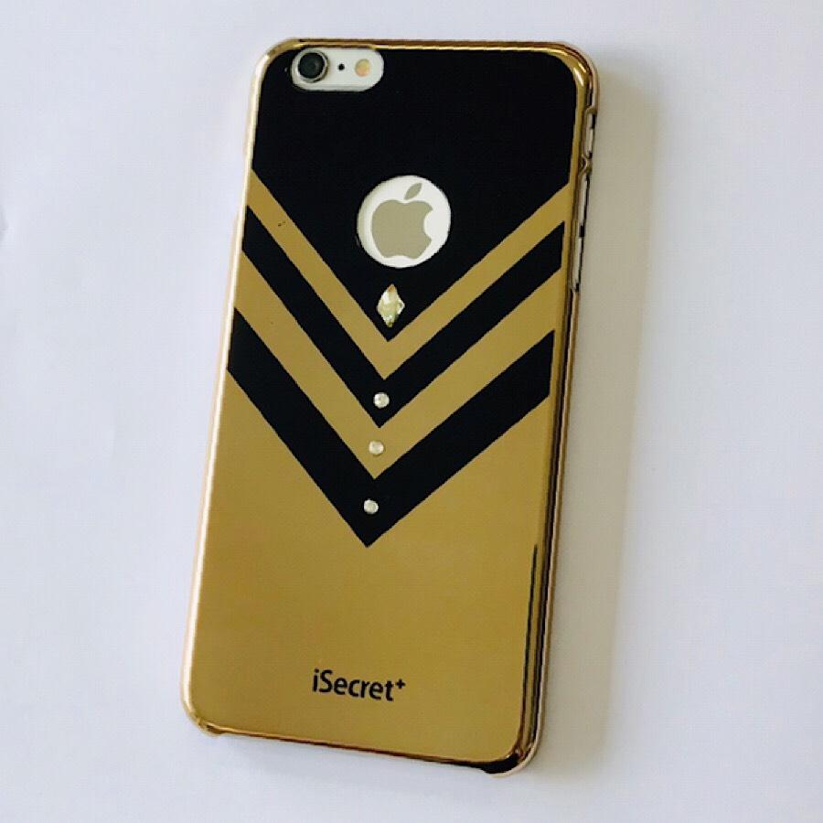 Ốp lưng iPhone 6 Plus / 6s Plus hiệu iSecret PC D (hàng nhập khẩu)