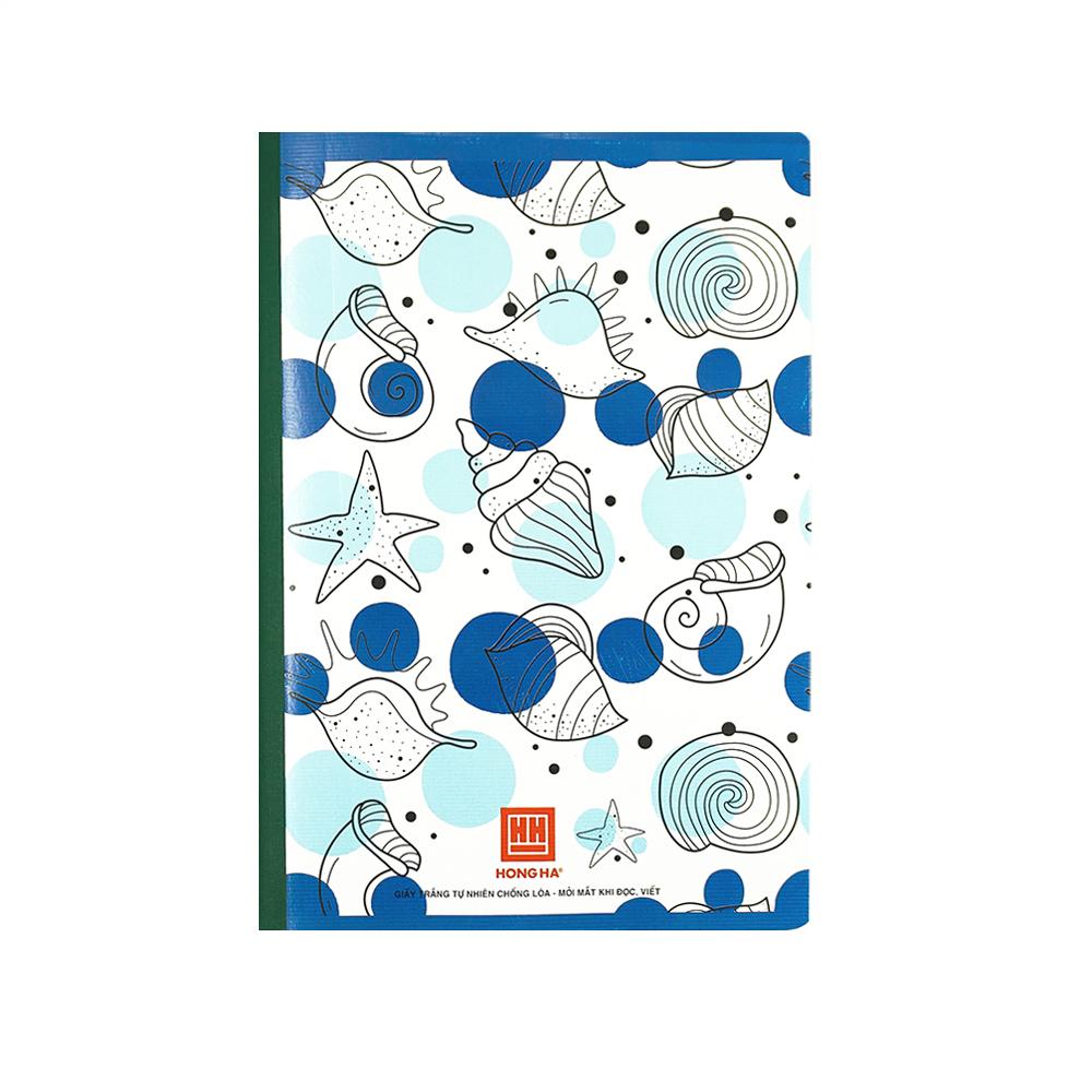 Vở Kẻ Ngang 120 trang Pattern (lốc 10 quyển)
