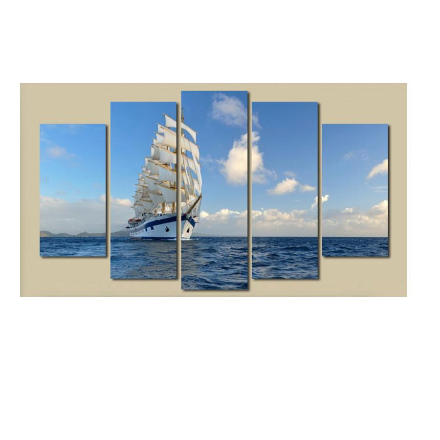 Tranh treo tường - tranh biển 0105