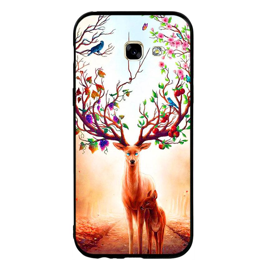 Ốp lưng nhựa cứng viền dẻo TPU cho điện thoại Samsung Galaxy A5 2017 -Deer 01 - 4667599 , 4440716180584 , 62_15841876 , 129000 , Op-lung-nhua-cung-vien-deo-TPU-cho-dien-thoai-Samsung-Galaxy-A5-2017-Deer-01-62_15841876 , tiki.vn , Ốp lưng nhựa cứng viền dẻo TPU cho điện thoại Samsung Galaxy A5 2017 -Deer 01