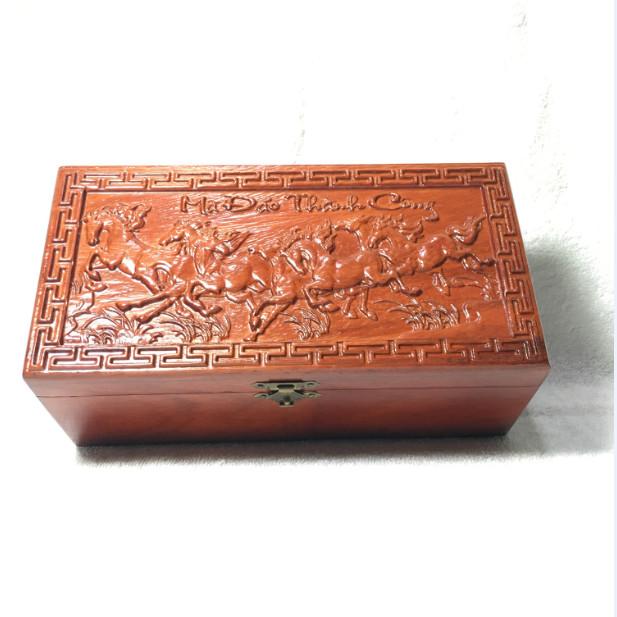 Hộp đựng con dấu - hộp đựng trang sức chạm mã đáo thành công bằng gỗ hương size to - 2014906 , 9811518727423 , 62_14901525 , 320000 , Hop-dung-con-dau-hop-dung-trang-suc-cham-ma-dao-thanh-cong-bang-go-huong-size-to-62_14901525 , tiki.vn , Hộp đựng con dấu - hộp đựng trang sức chạm mã đáo thành công bằng gỗ hương size to