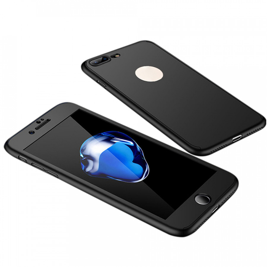 360 Degree Hard PC Protective Shell Full Body Cover Mobile Phone Case with Tempered Glass Screen Protector - 2289789 , 8214105598962 , 62_14704430 , 181000 , 360-Degree-Hard-PC-Protective-Shell-Full-Body-Cover-Mobile-Phone-Case-with-Tempered-Glass-Screen-Protector-62_14704430 , tiki.vn , 360 Degree Hard PC Protective Shell Full Body Cover Mobile Phone Case