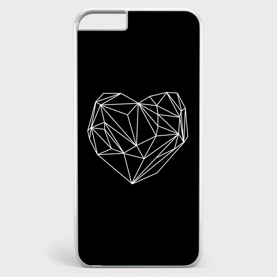 Ốp Lưng Dẻo Dành Cho Iphone 6 Plus In Hình Art Print 72