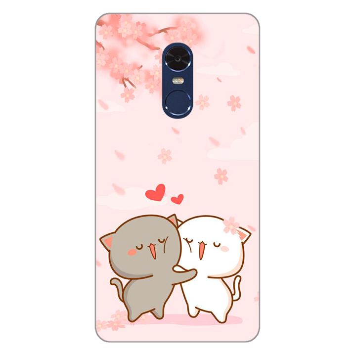 Ốp lưng dẻo cho điện thoại Xiaomi Redmi Note 4 _0509 LOVELY05 - Hàng Chính Hãng