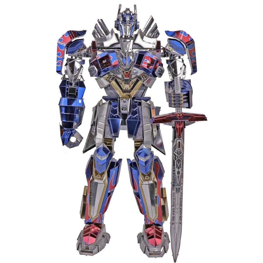 Đồ chơi lắp ghép mô hình kim loại MU Transformers G5 - Thủ lĩnh Optimus Prime