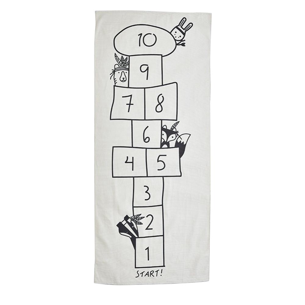 Thảm Trải Phòng Ngủ Cho Trẻ Em Chất Liệu Cotton ( 72 x 170cm)