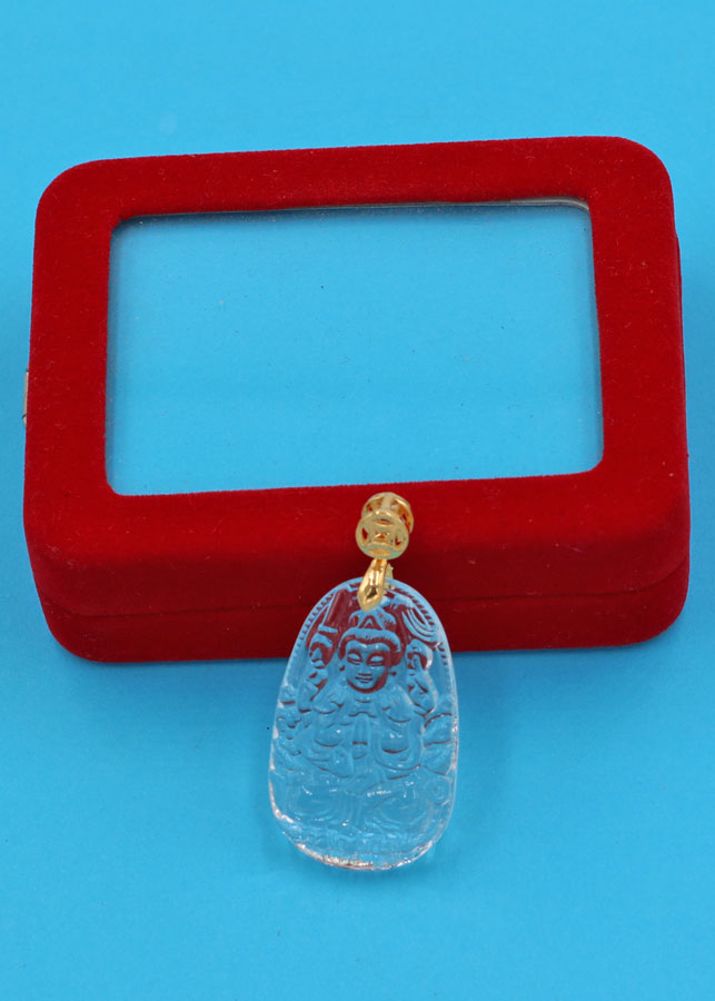 Mặt Phật Thiên Thủ Thiên Nhãn thủy tinh trong 3.6cm MFBTT8 kèm hộp nhung - 1550613 , 5993551414455 , 62_10063172 , 260000 , Mat-Phat-Thien-Thu-Thien-Nhan-thuy-tinh-trong-3.6cm-MFBTT8-kem-hop-nhung-62_10063172 , tiki.vn , Mặt Phật Thiên Thủ Thiên Nhãn thủy tinh trong 3.6cm MFBTT8 kèm hộp nhung