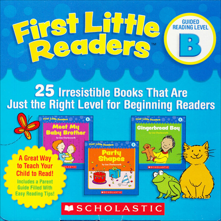 First Little Readers: Guided Reading Level B - 1222263 , 8931830093110 , 62_5225209 , 338000 , First-Little-Readers-Guided-Reading-Level-B-62_5225209 , tiki.vn , First Little Readers: Guided Reading Level B