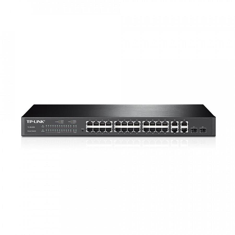 Bộ Chia Mạng Switch TP-Link T1500-28TC (TL-SL2428)