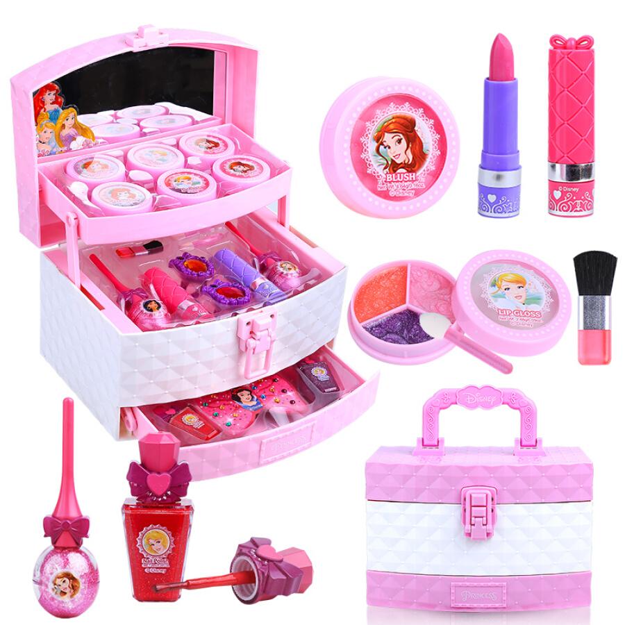 Disney Disney children's cosmetics Princess makeup box set non-toxic washing cosmetics girl play house toys 22326 - 1474271 , 6666949807359 , 62_10423825 , 815000 , Disney-Disney-children39s-cosmetics-Princess-makeup-box-set-non-toxic-washing-cosmetics-girl-play-house-toys-22326-62_10423825 , tiki.vn , Disney Disney children's cosmetics Princess makeup box set