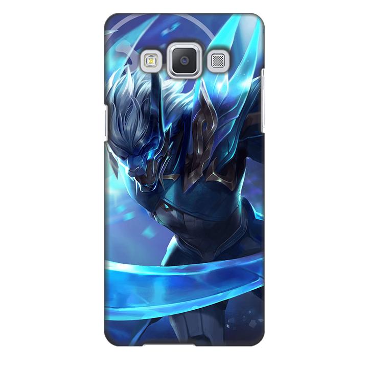 Ốp lưng nhựa cứng nhám dành cho Samsung Galaxy A5 in hình Nakroth Khieu Chien AIC