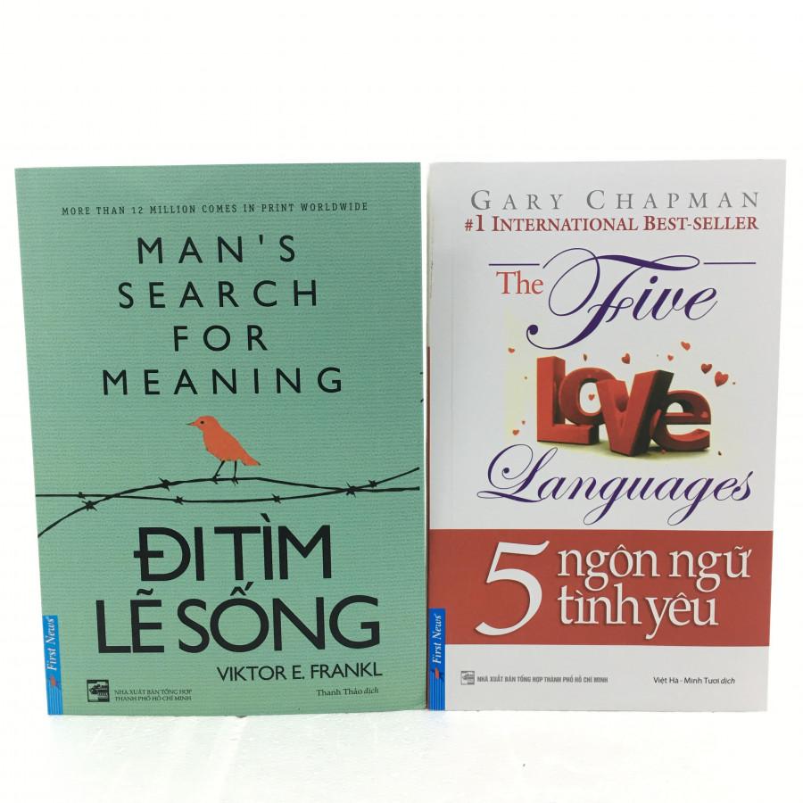Combo đi tìm lẽ sống ,5 ngôn ngữ tình yêu - 1414564 , 4488998068503 , 62_8473553 , 146000 , Combo-di-tim-le-song-5-ngon-ngu-tinh-yeu-62_8473553 , tiki.vn , Combo đi tìm lẽ sống ,5 ngôn ngữ tình yêu