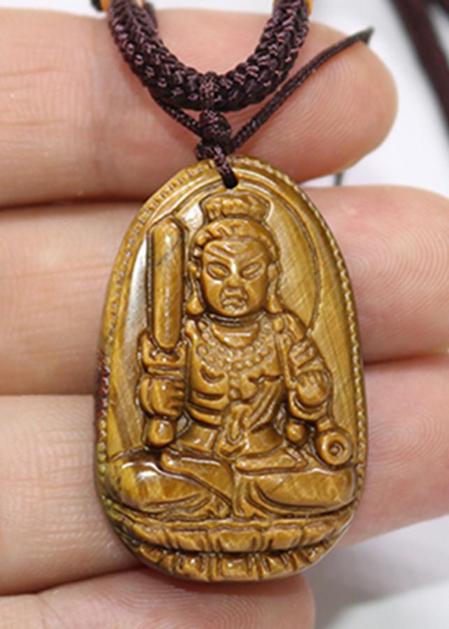 Dây chuyền phật bản mênh người tuổi Dậu size nhỏ - Phật Bất Động Minh Vương - 1844172 , 6929832129076 , 62_13931598 , 285000 , Day-chuyen-phat-ban-menh-nguoi-tuoi-Dau-size-nho-Phat-Bat-Dong-Minh-Vuong-62_13931598 , tiki.vn , Dây chuyền phật bản mênh người tuổi Dậu size nhỏ - Phật Bất Động Minh Vương