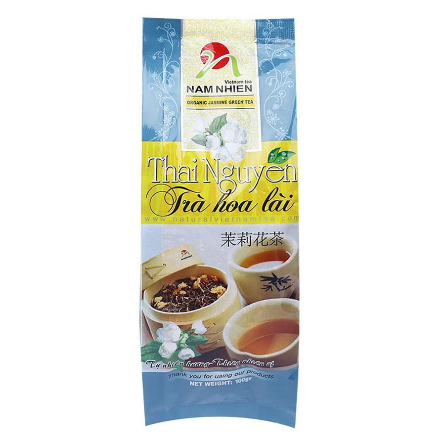 Trà Lài Thái Nguyên Nam Nhiên - Gói 100g