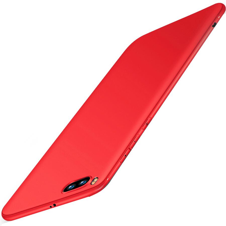 Ốp Lưng Yueke Bằng Nhựa TPU Chống Rơi Vỡ dành cho Nam Và Nữ 5.5 Inches dành cho Millet Note3 - Đỏ Trung Quốc