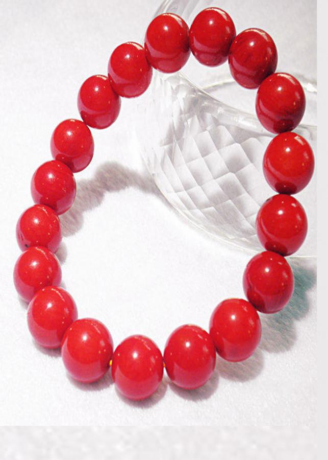 Vòng tay đá san hô đỏ loại 1 + Tặng hộp quà cao cấp - 1030951 , 7378587832523 , 62_6123257 , 168000 , Vong-tay-da-san-ho-do-loai-1-Tang-hop-qua-cao-cap-62_6123257 , tiki.vn , Vòng tay đá san hô đỏ loại 1 + Tặng hộp quà cao cấp