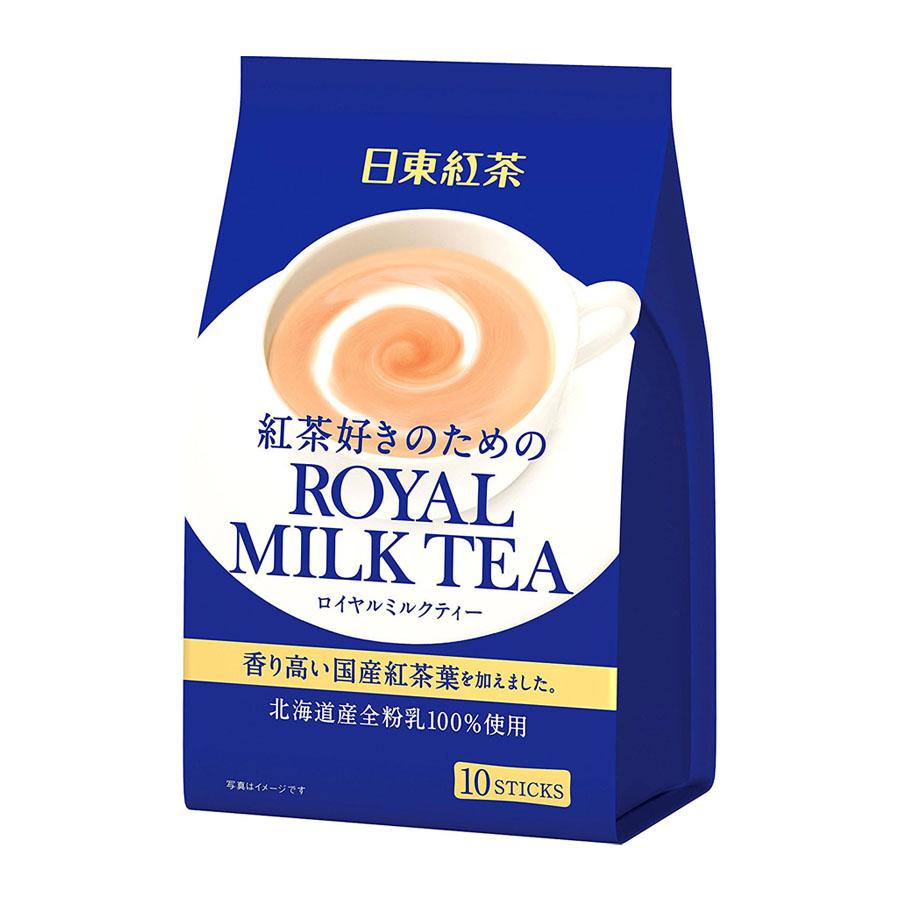 Bột trà sữa Hoàng gia Nittoh 140g (14gx10 gói)