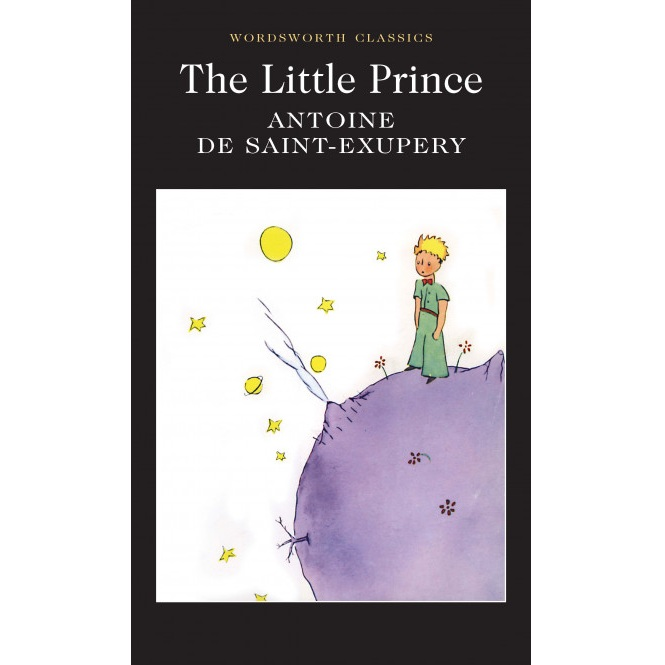 The Little Prince (Wordsworth Classics) - Hoàng Tử Bé - 1431754 , 9150510350971 , 62_7471045 , 82500 , The-Little-Prince-Wordsworth-Classics-Hoang-Tu-Be-62_7471045 , tiki.vn , The Little Prince (Wordsworth Classics) - Hoàng Tử Bé