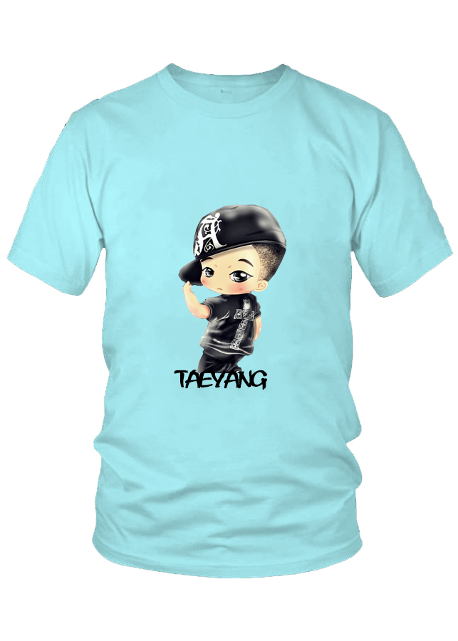 Áo thun nam thời trang cao cấp Taeyang Chibi nhóm BigBang  M7 - 2298183 , 4982931706922 , 62_14776374 , 199000 , Ao-thun-nam-thoi-trang-cao-cap-Taeyang-Chibi-nhom-BigBang-M7-62_14776374 , tiki.vn , Áo thun nam thời trang cao cấp Taeyang Chibi nhóm BigBang  M7