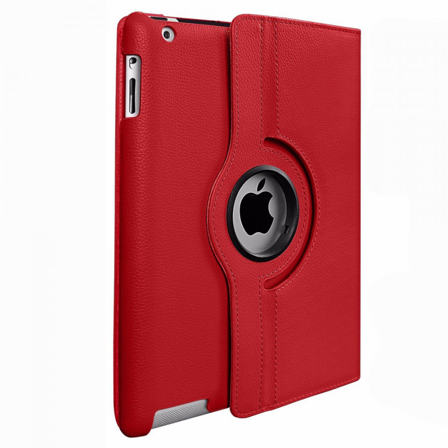 360 Degree Rotating Stand Pu Leather Case Cover For Apple iPad2 iPad3 iPad4 - 7767062 , 8583923528131 , 62_15927939 , 184500 , 360-Degree-Rotating-Stand-Pu-Leather-Case-Cover-For-Apple-iPad2-iPad3-iPad4-62_15927939 , tiki.vn , 360 Degree Rotating Stand Pu Leather Case Cover For Apple iPad2 iPad3 iPad4