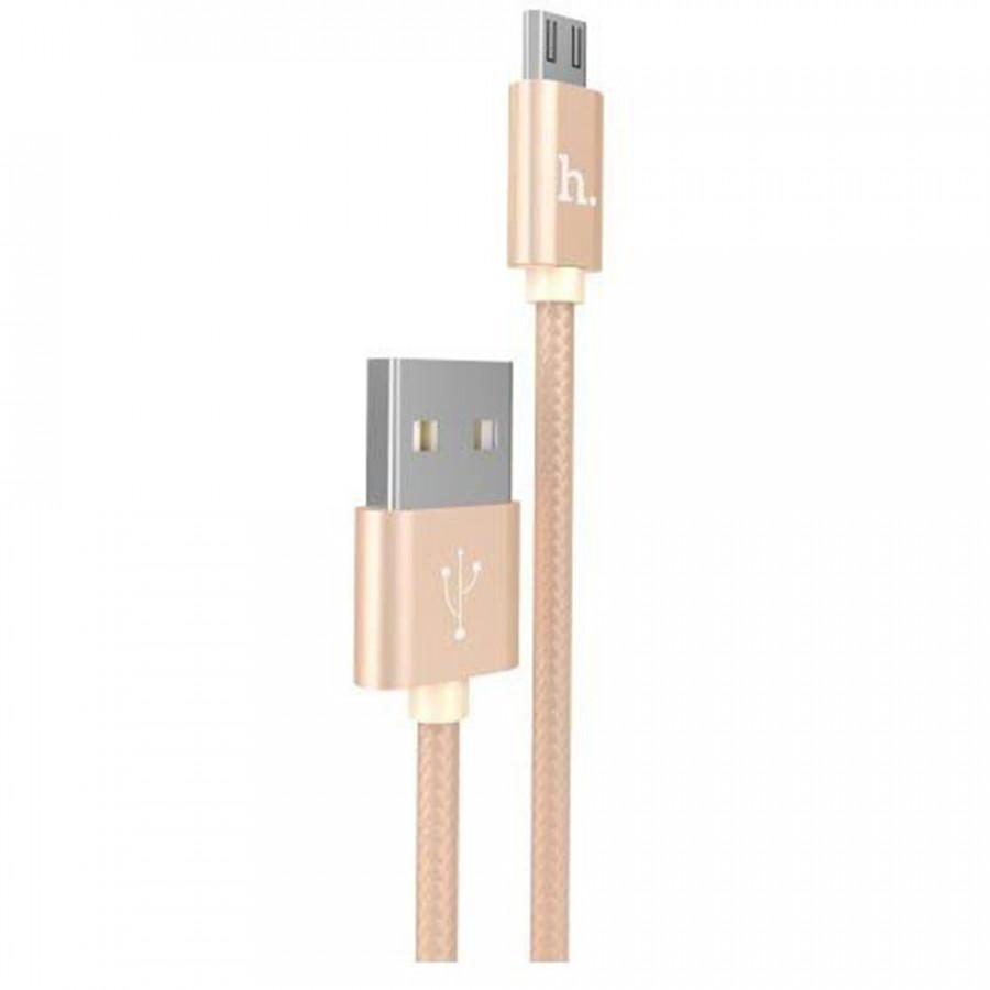 Cáp Sạc USB Sang Micro Hoco X2 - Dài 1M