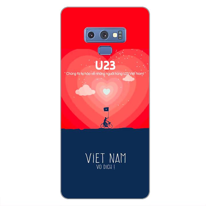 Ốp Lưng Dẻo Cho Điện thoại Samsung Galaxy Note 9 - Mẫu 4