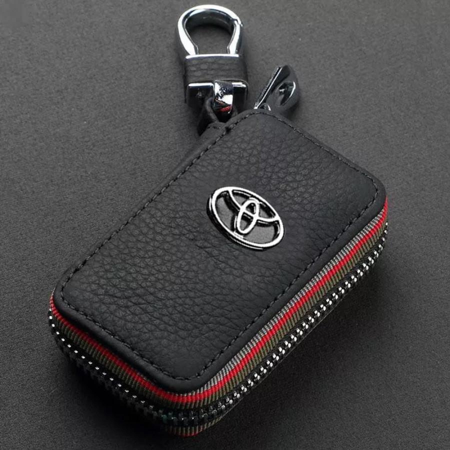 Real Leather Car Key Case Keys Cover Holder Bag For Toyota Nissan Mazda Cadillac Lexus Hyundai Kia - 2238266 , 9621962573909 , 62_14366066 , 215000 , Real-Leather-Car-Key-Case-Keys-Cover-Holder-Bag-For-Toyota-Nissan-Mazda-Cadillac-Lexus-Hyundai-Kia-62_14366066 , tiki.vn , Real Leather Car Key Case Keys Cover Holder Bag For Toyota Nissan Mazda Cadill