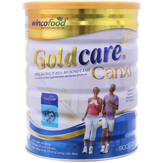 Sữa bột Goldcare dưỡng chất ít béo, bổ sung Canxi 900g - 1360479 , 5335348628735 , 62_6002995 , 285000 , Sua-bot-Goldcare-duong-chat-it-beo-bo-sung-Canxi-900g-62_6002995 , tiki.vn , Sữa bột Goldcare dưỡng chất ít béo, bổ sung Canxi 900g