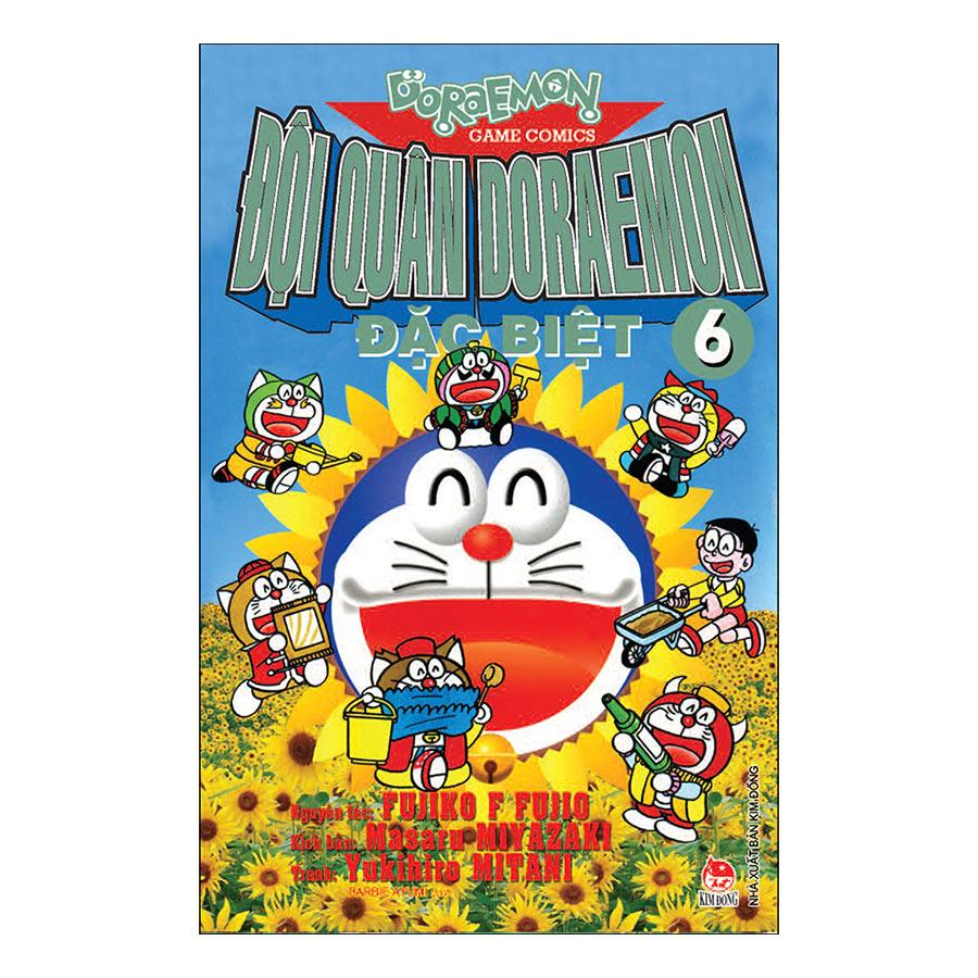 Đội Quân Doraemon Đặc Biệt Tập 6 (Tái Bản 2019) - 1846663 , 6821998915497 , 62_13958455 , 18000 , Doi-Quan-Doraemon-Dac-Biet-Tap-6-Tai-Ban-2019-62_13958455 , tiki.vn , Đội Quân Doraemon Đặc Biệt Tập 6 (Tái Bản 2019)