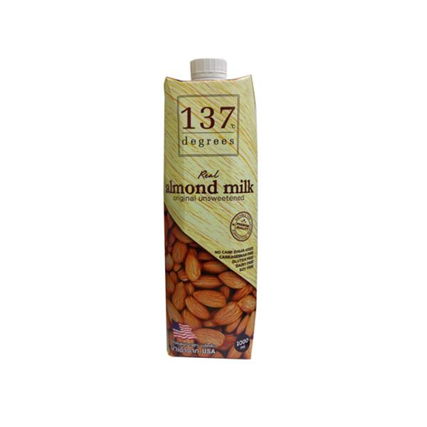 Sữa hạt hạnh nhân 137 Degrees Real almond milk không đường (1l) - 955350 , 7348571469011 , 62_2180353 , 94000 , Sua-hat-hanh-nhan-137-Degrees-Real-almond-milk-khong-duong-1l-62_2180353 , tiki.vn , Sữa hạt hạnh nhân 137 Degrees Real almond milk không đường (1l)