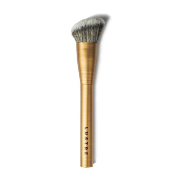 Cọ Phấn Má Lustre Pro Makeup Brush - Blush Brush - Gold Edition F102
