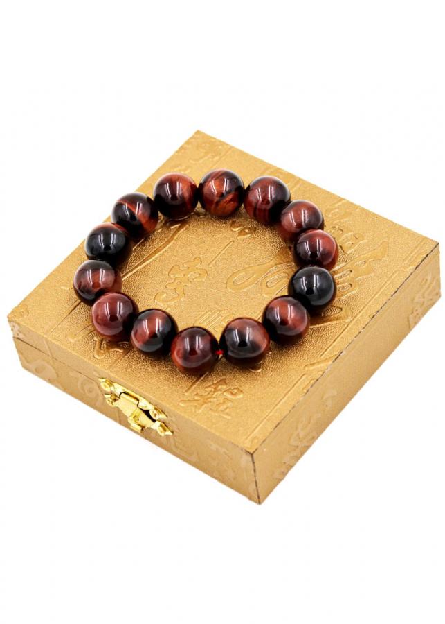 Vòng tay chuỗi hạt đá mắt hổ đỏ đen 16 ly 14 hạt kèm hộp gỗ - 1336197 , 6815690583368 , 62_5571361 , 580000 , Vong-tay-chuoi-hat-da-mat-ho-do-den-16-ly-14-hat-kem-hop-go-62_5571361 , tiki.vn , Vòng tay chuỗi hạt đá mắt hổ đỏ đen 16 ly 14 hạt kèm hộp gỗ