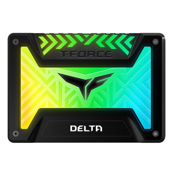 "Ổ cứng SSD Team Delta RGB 2.5"" 250GB SATA 6Gb"