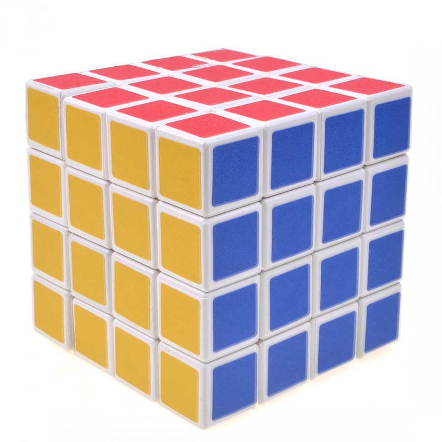 Rubik 4x4x4 Viền Trắng Fan Xin 581-4 B6.5