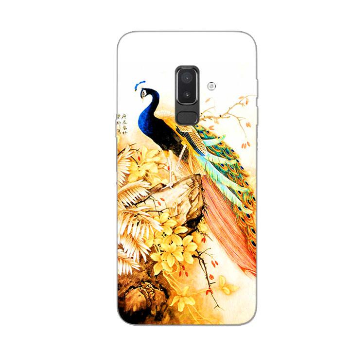 Ốp Lưng Dẻo Cho Điện thoại Samsung Galaxy J8 - Khổng Tước - 1081097 , 7163135809054 , 62_3766459 , 170000 , Op-Lung-Deo-Cho-Dien-thoai-Samsung-Galaxy-J8-Khong-Tuoc-62_3766459 , tiki.vn , Ốp Lưng Dẻo Cho Điện thoại Samsung Galaxy J8 - Khổng Tước