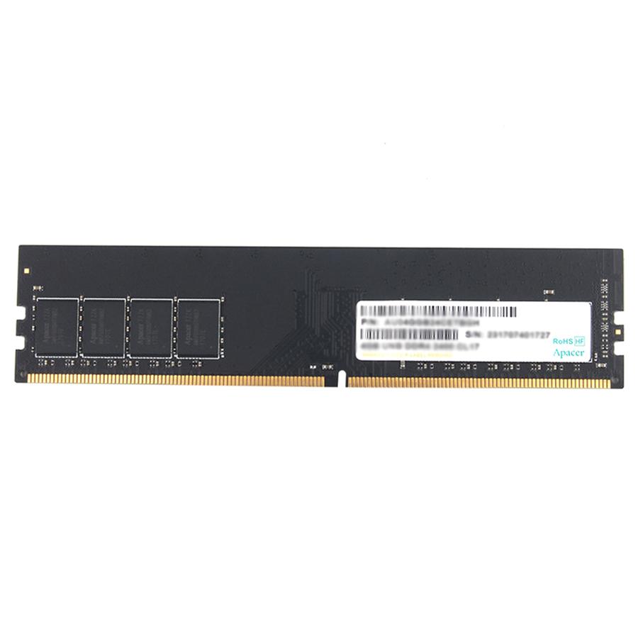 RAM PC Apacer DDR4 2400 8GB EL.08G2T.GFH - Hàng Chính Hãng - 1785555 , 4624180854206 , 62_13114799 , 1230000 , RAM-PC-Apacer-DDR4-2400-8GB-EL.08G2T.GFH-Hang-Chinh-Hang-62_13114799 , tiki.vn , RAM PC Apacer DDR4 2400 8GB EL.08G2T.GFH - Hàng Chính Hãng