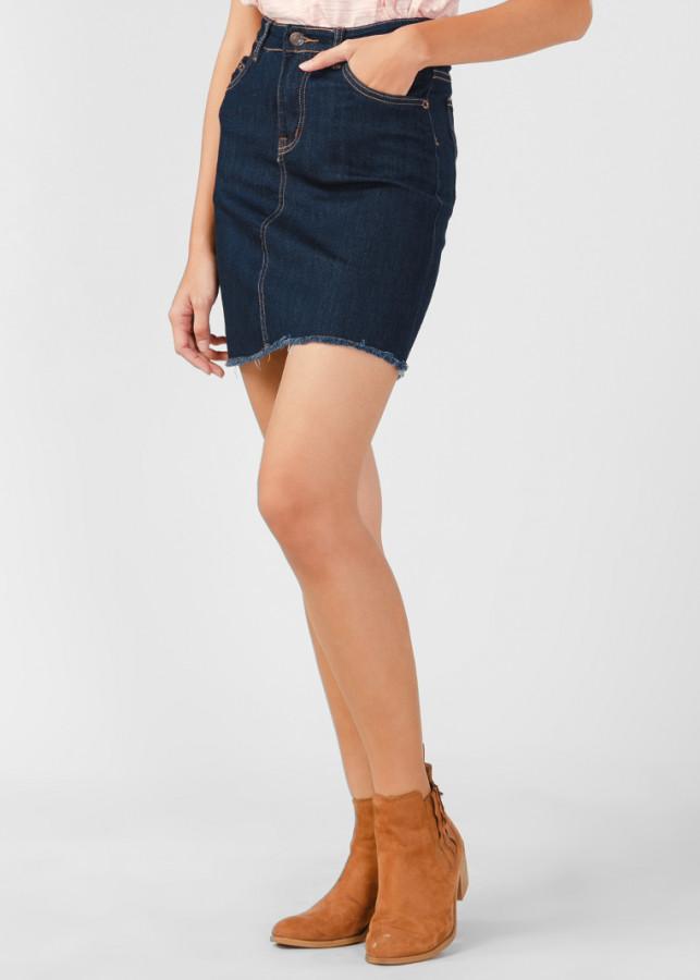 Váy Jeans Nữ PAPKA Tua Lai 4006 - 1040016 , 4364752641499 , 62_6282543 , 349000 , Vay-Jeans-Nu-PAPKA-Tua-Lai-4006-62_6282543 , tiki.vn , Váy Jeans Nữ PAPKA Tua Lai 4006