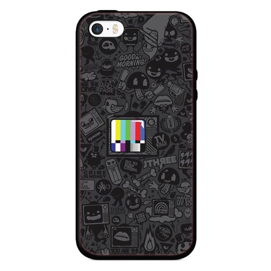 Ốp Lưng Dành Cho iPhone 5 HD094