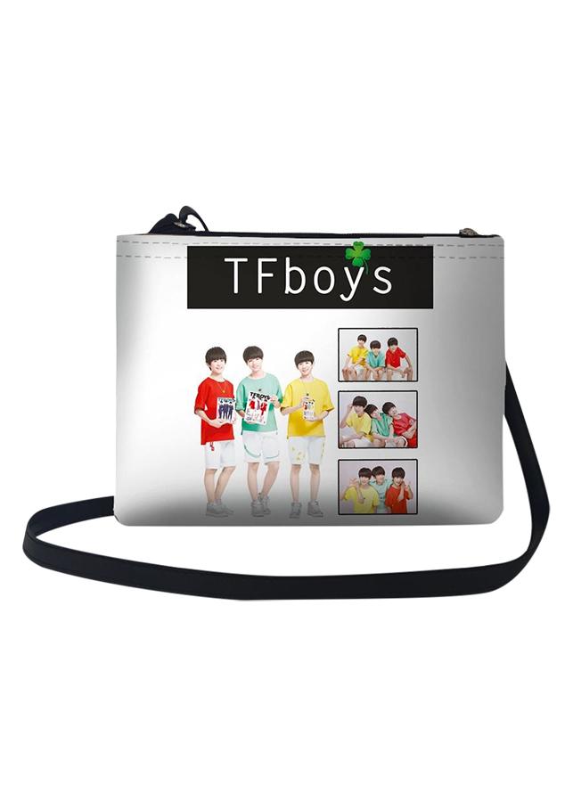 Túi Đeo Chéo Nữ In Hình Tf Boys Mang Quần Lửng - TUCH005 (24 x 17 cm)