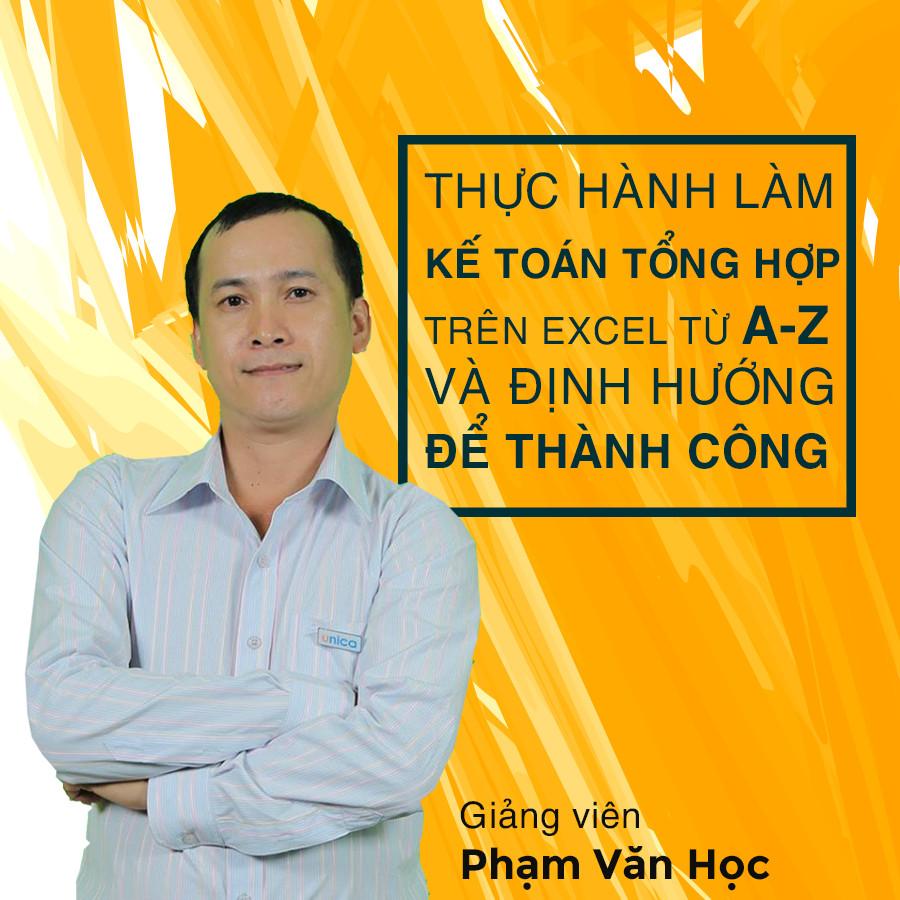 Thực hành làm kế toán tổng hợp trên Excel từ A-Z và định hướng để thành công - 5773621 , 1555246015299 , 62_6395595 , 1000000 , Thuc-hanh-lam-ke-toan-tong-hop-tren-Excel-tu-A-Z-va-dinh-huong-de-thanh-cong-62_6395595 , tiki.vn , Thực hành làm kế toán tổng hợp trên Excel từ A-Z và định hướng để thành công