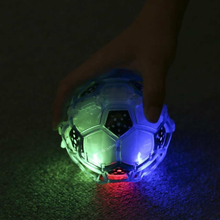 Crazy Dance Music In Soccer Video Color Jump Ball Toys Children Bouncing Soccer Is Sent Out At Random