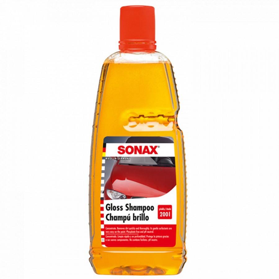 Nước Rửa Xe Đậm Đặc Sonax 314300- Sonax Car Wash Gloss Shampoo 314300 - 1561062 , 3270887231843 , 62_10152561 , 169000 , Nuoc-Rua-Xe-Dam-Dac-Sonax-314300-Sonax-Car-Wash-Gloss-Shampoo-314300-62_10152561 , tiki.vn , Nước Rửa Xe Đậm Đặc Sonax 314300- Sonax Car Wash Gloss Shampoo 314300