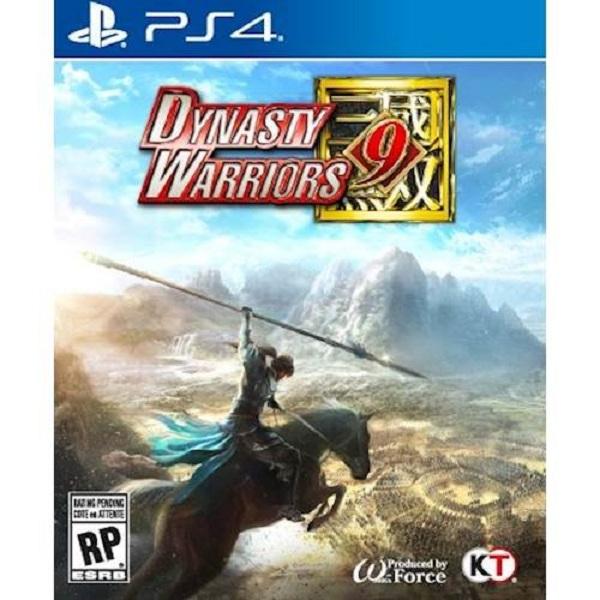 Đĩa Game Ps4: Dynasty Warriors 9