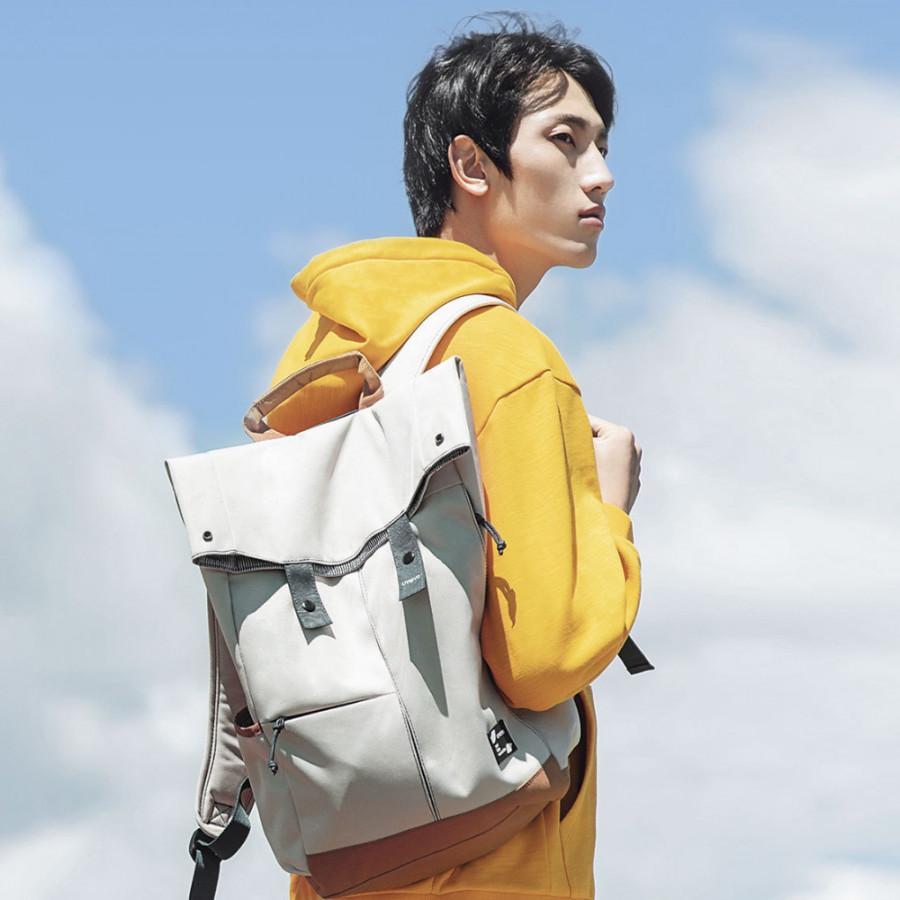 Xiaomi Urevo College Backpack Causal Bags 13L Waterproof Rucksack Large Capacity Knapsack Men Women Fashion Casual