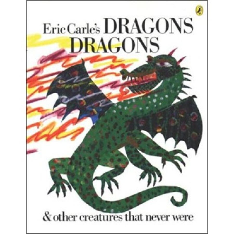 Eric Carles Dragons - 1239319 , 3614543514800 , 62_5278019 , 1549000 , Eric-Carles-Dragons-62_5278019 , tiki.vn , Eric Carles Dragons