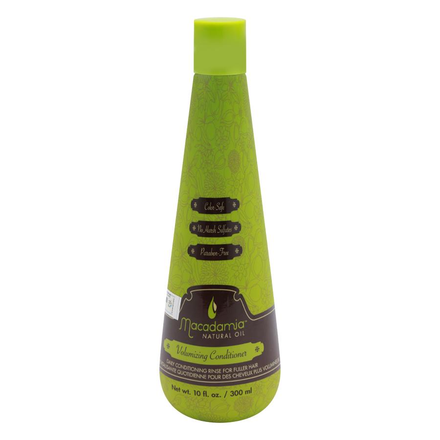Dầu Xả Tạo Phồng Macadamia - Volumizing Conditioner (300ml)
