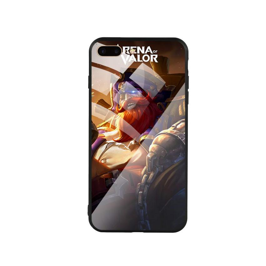 Ốp lưng kính cường lực cho điện thoại Iphone 7 Plus / 8 Plus - Game 06